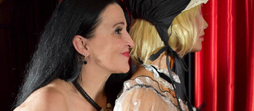 Domina Lady Johanna Diaper