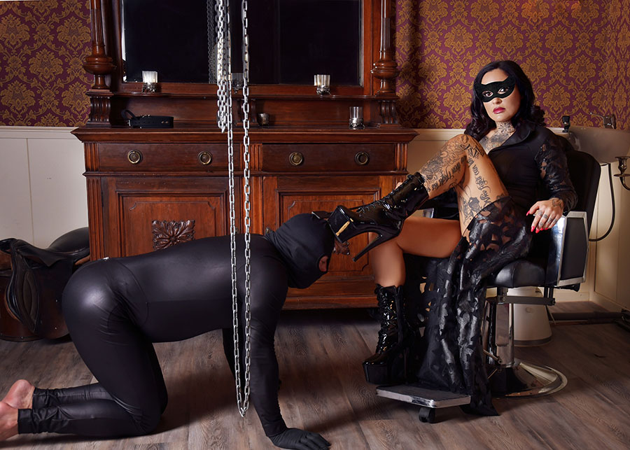 Domina In Wuppertal