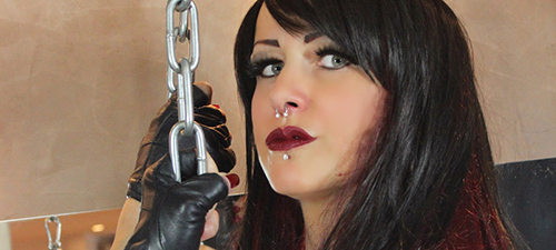 Domina Miss Lucy