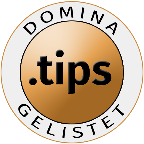 NEU! DOMINA.tips
