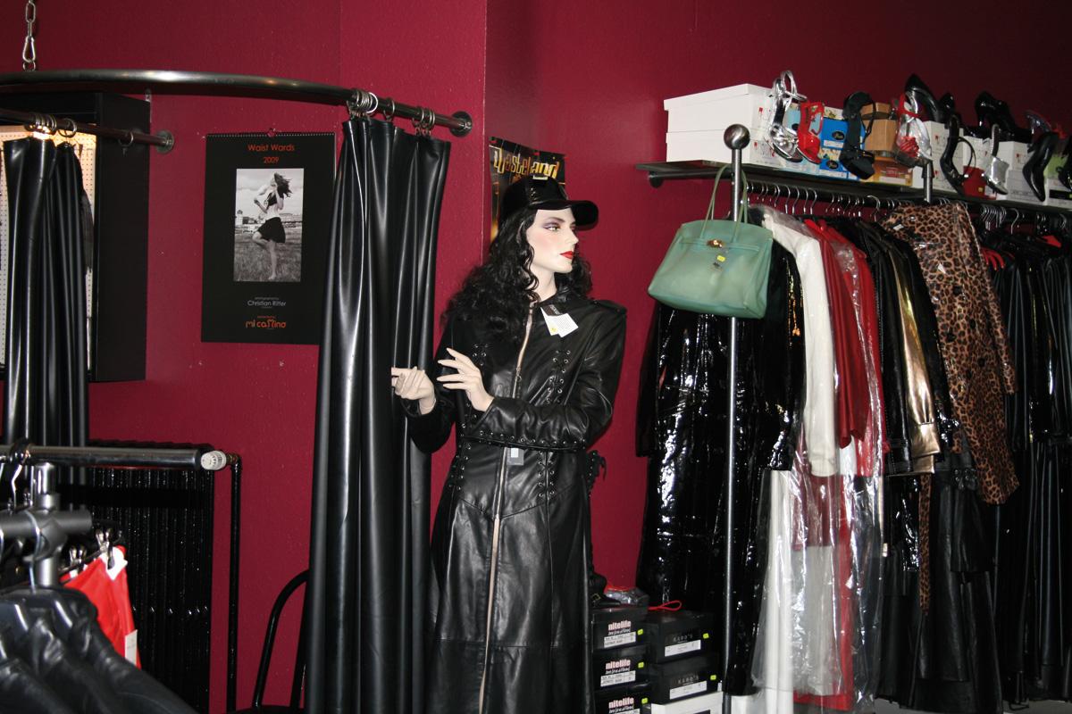 Fetisch shop düsseldorf